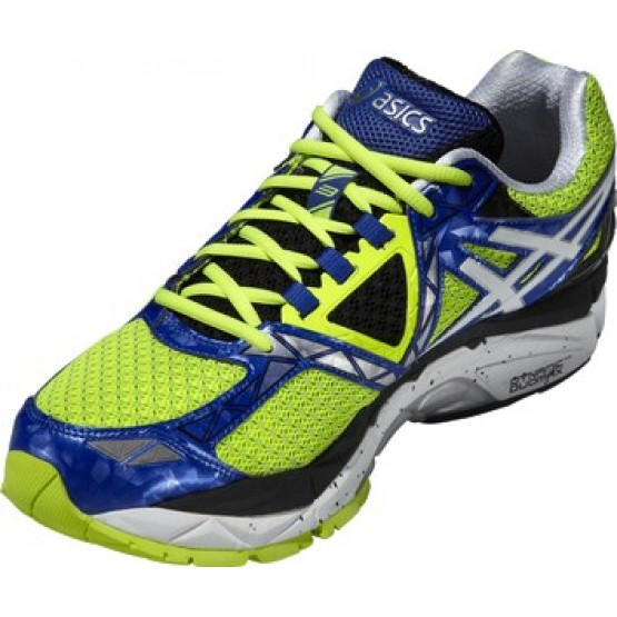 Кроссовки ASICS Gt-3000 3 сине-зеленые мужские