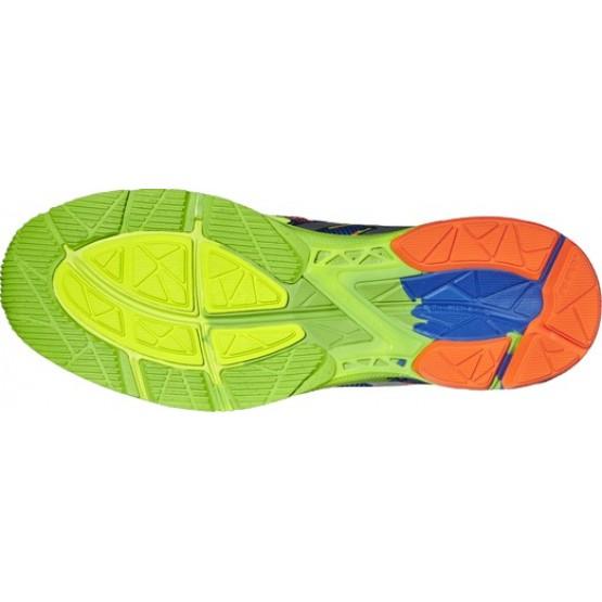Кроссовки ASICS Gel-Noosa Tri 10 сине-зеленые мужские