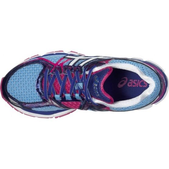 Кроссовки ASICS Gt-3000 3 бело-голубые женские