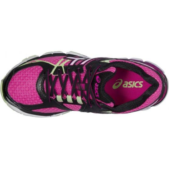 Кроссовки ASICS Gt-3000 3 черно-розовые женские