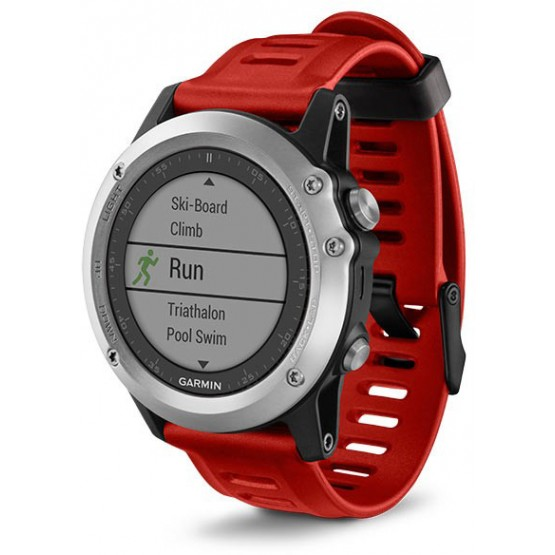 Часы для триатлона Garmin Fenix 3 HRM