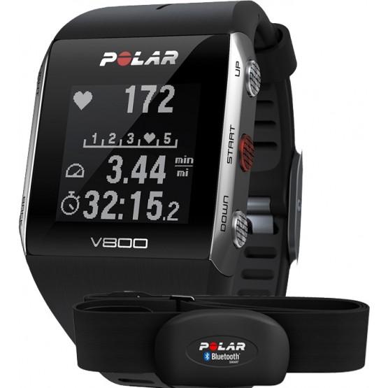 Часы для триатлона Polar V800 HR