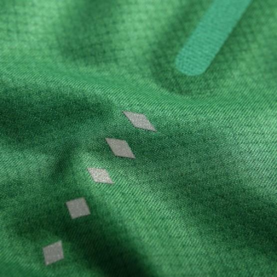 Футболка ASICS Short-Sleeve Top зеленая мужская