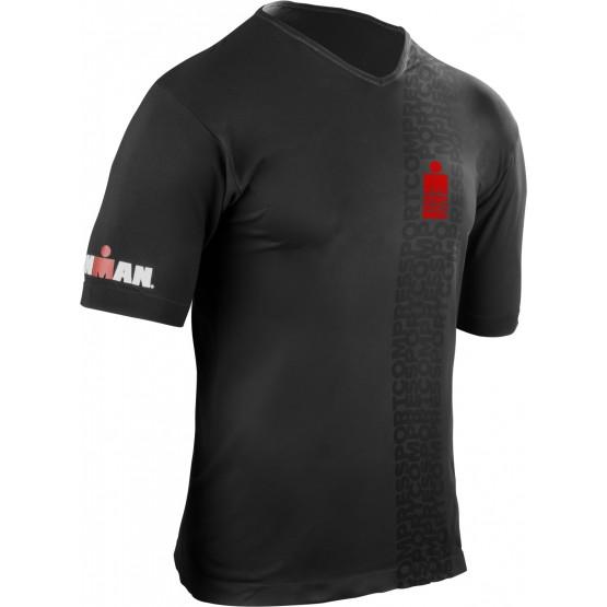 Умная беговая футболка Compressport IRONMAN мужская