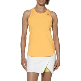 Футболка ASICS Athlete Tank Top светло-оранжевая женская