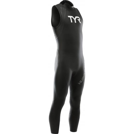 Гидрокостюм для открытой воды TYR Wetsuit Male Hurricane Cat 1 Sleeveless мужской