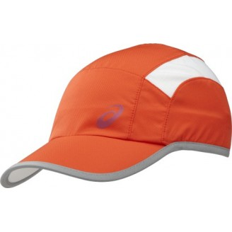 Кепка ASICS Running Cap оранжевая