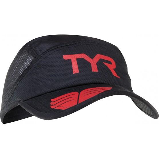 Кепка TYR Running Cap черная