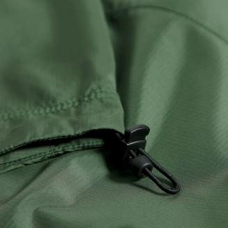 Куртка ASICS M's Fujitrail Jacket зеленая мужская
