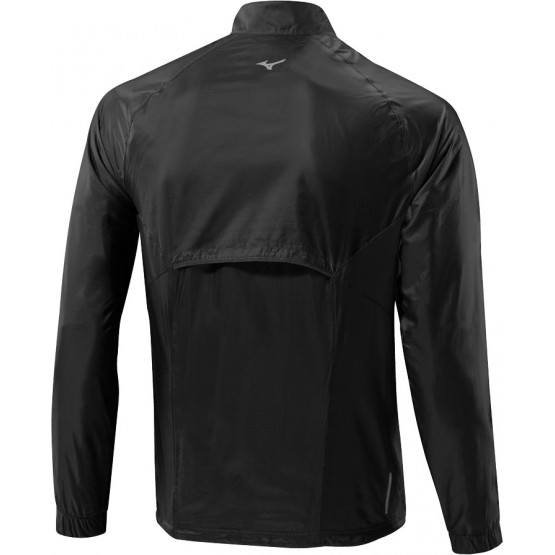 Куртка Mizuno Breath Thermo Jacket черная мужская