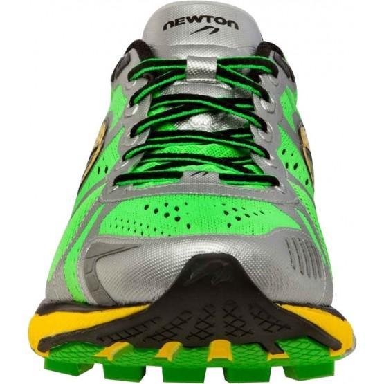 Кроссовки NEWTON Men's Motion IV зеленые мужские