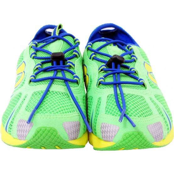 Кроссовки Newton Tri Racer Lime/Yellow Running Shoes Men's мужские