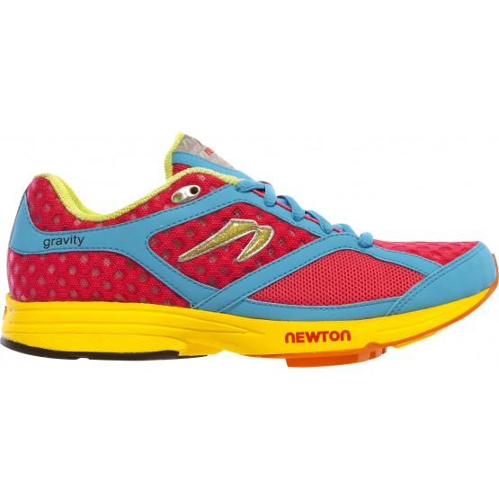 Кроссовки NEWTON Gravity Neutral Performance Trainer красно-сине-желтые женские