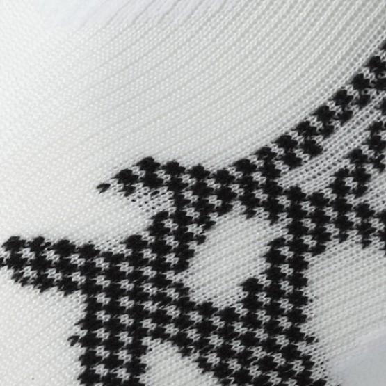 Носки ASICS Kayano Sock белые/серые