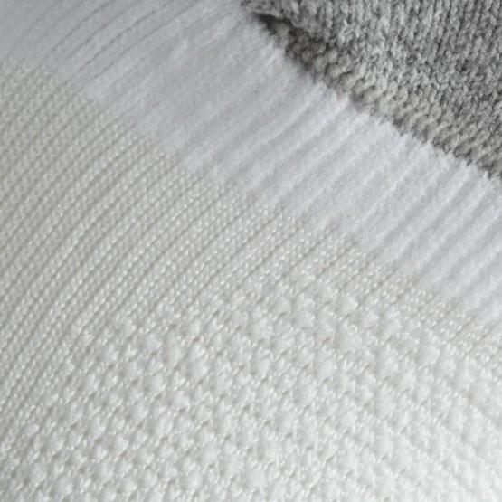 Носки ASICS Kayano Sock белые/голубые