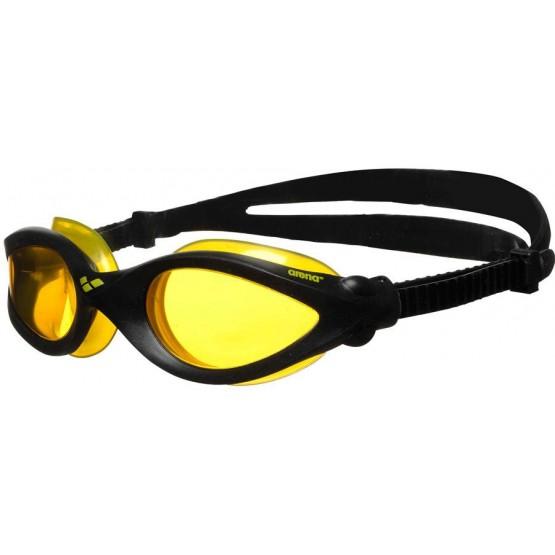 Очки для плавания Arena IMax Pro желтые
