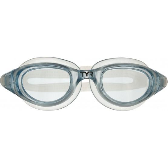 Очки для плавания TYR Technoflex 4.0прозрачные