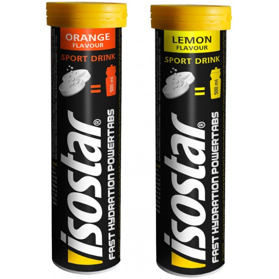 ISOSTAR Powertabs 10tabs