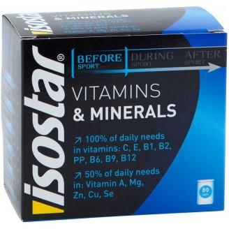 Витаминно-минеральный комплекс (80 табл.) Isostar Vitamins&Minerals