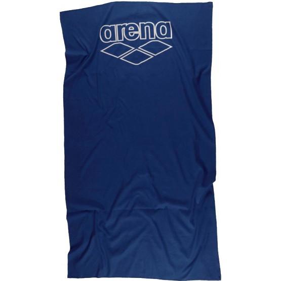 Полотенце Arena Halys темно-синее