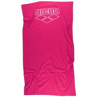 Полотенце Arena Halys розовое