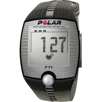 Пульсометр Polar FT1 черный