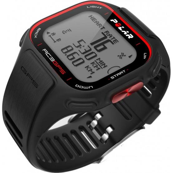 Polar RC3 GPS черный