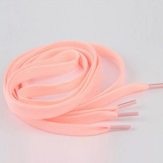 Шнурки Glow розовые