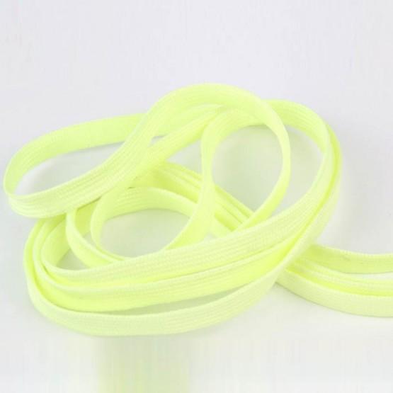 Шнурки Glow желтые