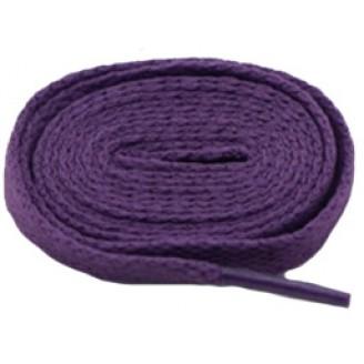 Шнурки Sports Color флуоресцентные фиолетовые