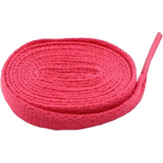 Шнурки Sports Color флуоресцентные красные