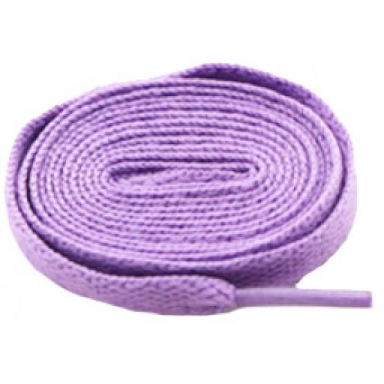Шнурки Sports Color флуоресцентные лиловые