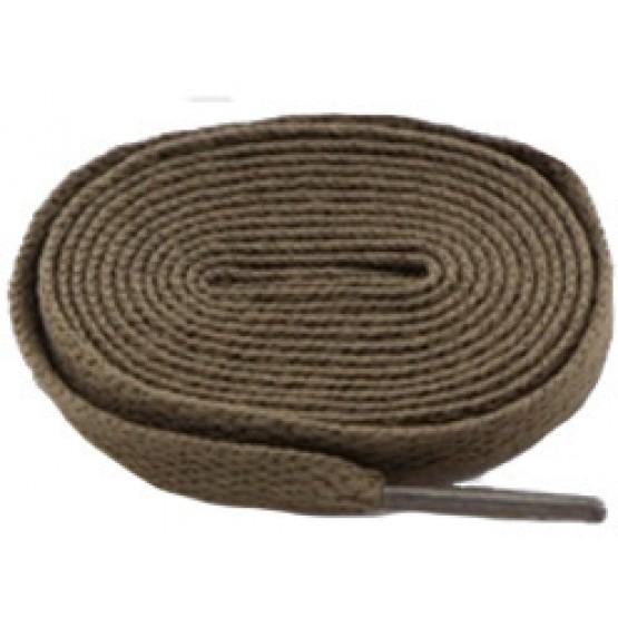 Шнурки Sports Color флуоресцентные коричневые