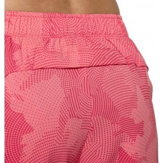 Шорты ASICS Woven Short 5.5-Inch розовые женские