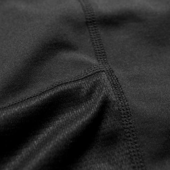 Штаны ASICS Asics Stripe Knee Tight черные/зеленые мужские