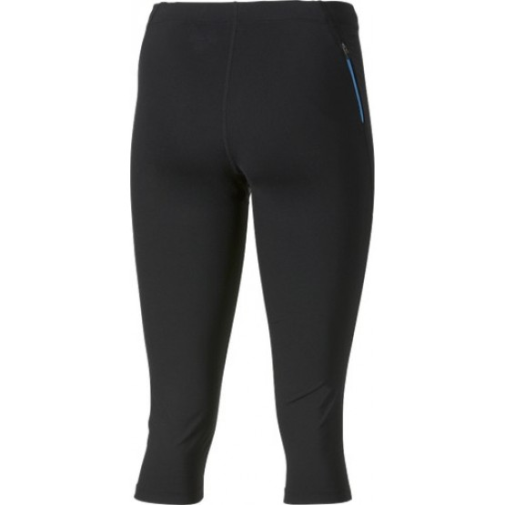 Штаны ASICS Asics Stripe Knee Tight черные/синие женские