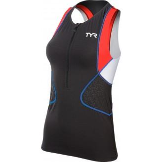 Стартовый костюм раздельный / майка TYR Women'S Competitor Singlet женский