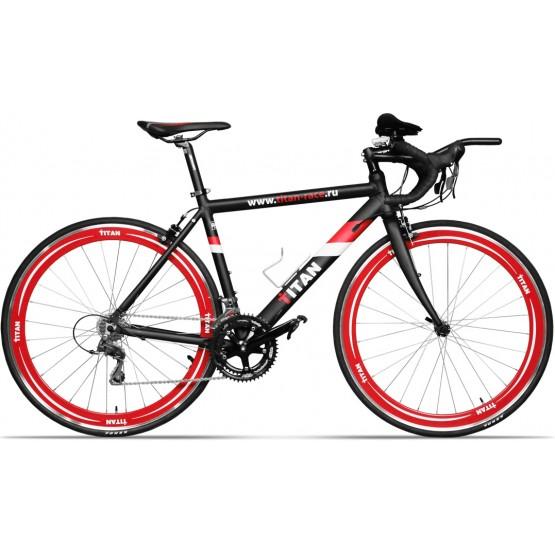 Велосипед Велосипед TITAN BIKE 17180-1A/1B