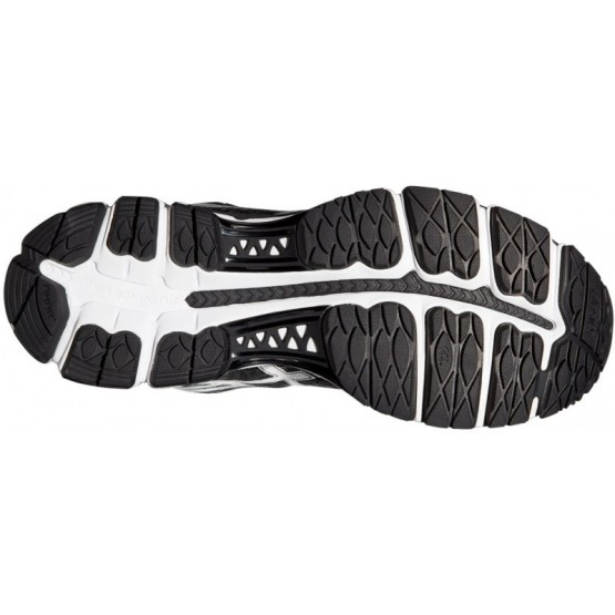 Кроссовки ASICS Gel-Nimbus 17 черные  мужские
