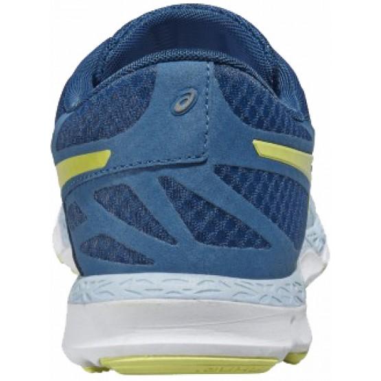 Кроссовки ASICS 33-Dfa сине-голубые женские