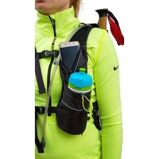 Рюкзак для бега POWERUP Mountain Ultra Race 10L BLACK