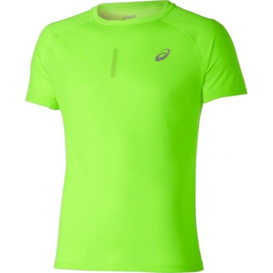 Футболка ASICS Short-Sleeve Top светло-зеленая мужская