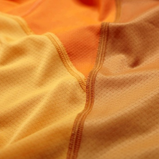 Футболка ASICS Short-Sleeve Top темно-оранжевая мужская