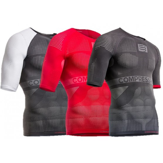 Майка Compressport ON/OFF SHIRT SS мужская