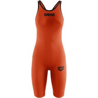 Гидрокостюм Arena Powerskin Carbon Pro Mark2 оранжевый женский