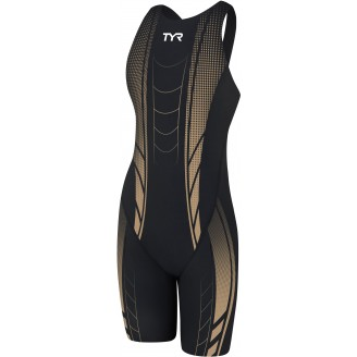 Гидрокостюм TYR Ap12 Compression Open Back Speedsuit женский
