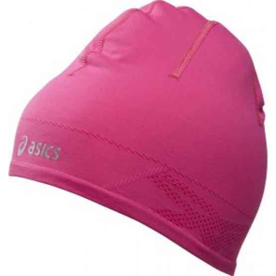 Шапка ASICS Beanie Hat розовая