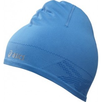Шапка ASICS Beanie Hat голубая