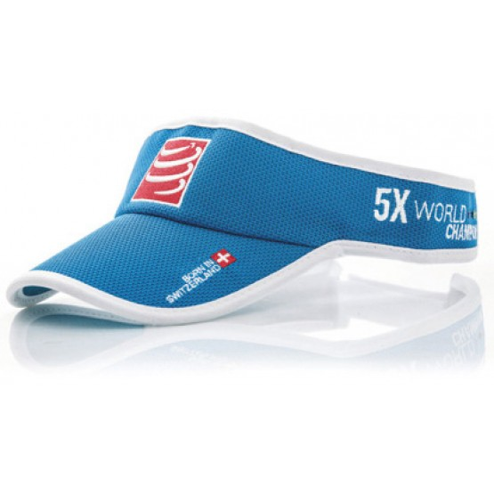 Визор Compressport Visor голубой