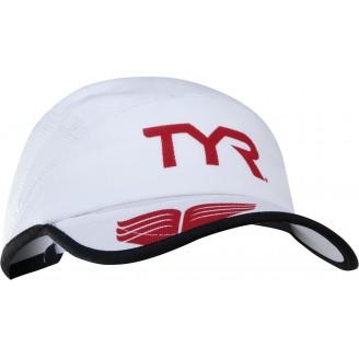 Кепка TYR Running Cap белая